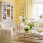 Salon w kolorach podkreślających kobiecą osobowość