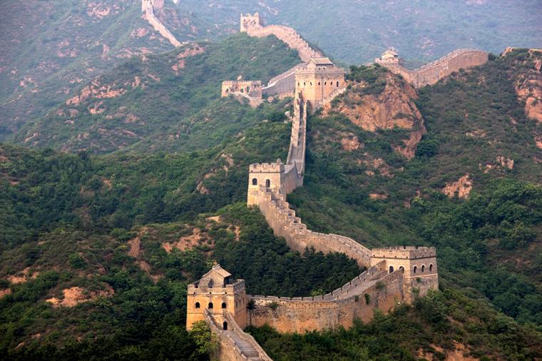 Najsławniejsze ściany na świecie