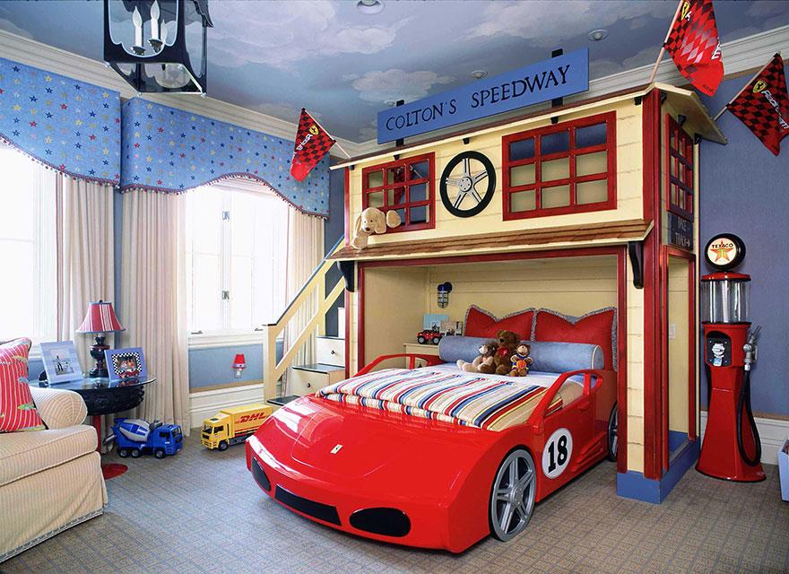 10 pomysłów na dziecięcy pokój, które sprawią, że będziesz znów chciał być dzieckiem