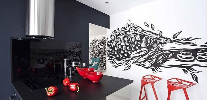 5 pomysłów na oryginalną ścianę!