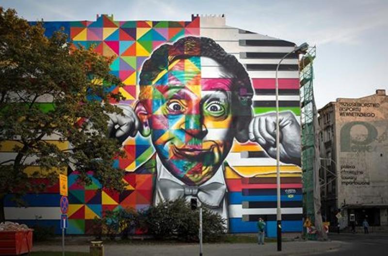 7 miast najbardziej przyjaznych muralom