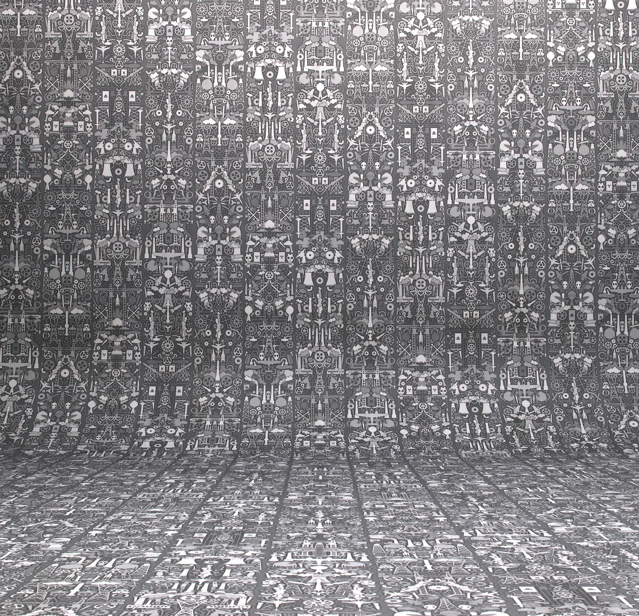Tapeta 3D – 10 ciekawych i trójwymiarowych tapet