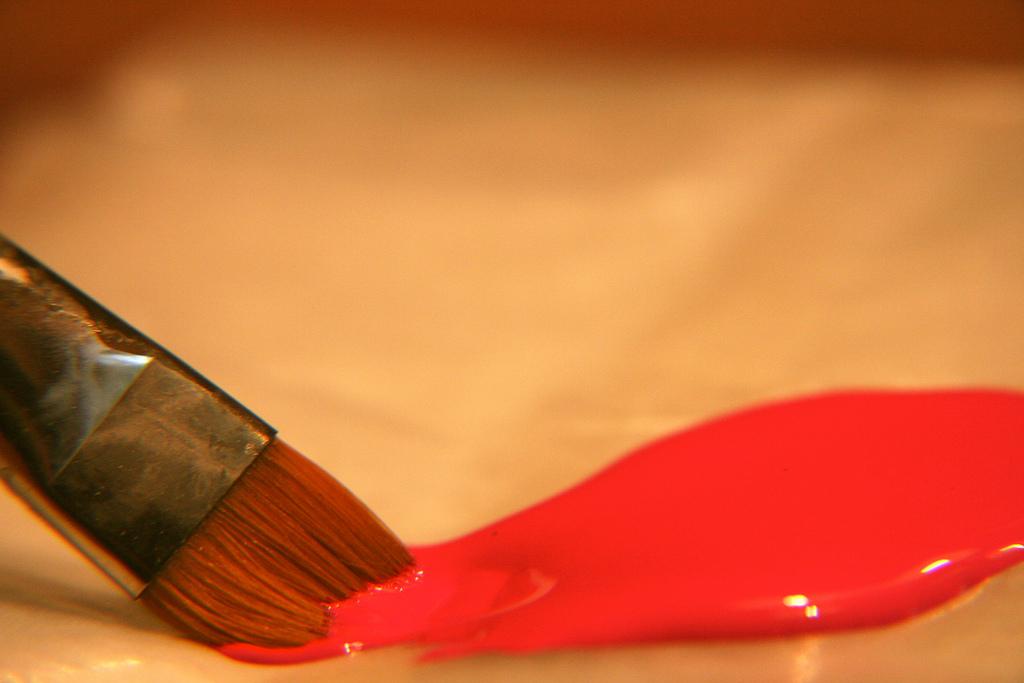Rodzaje farb do malowania wewnątrz