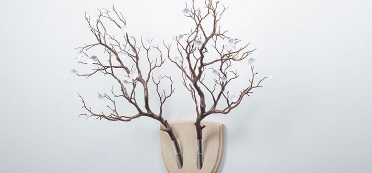 Ekotrofea czyli kwiaty na Twojej ścianie